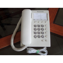 Telefono Panasonic Alambrico Modelo Kx-ts550