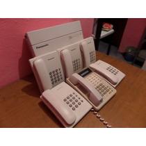 Paquete Panasonic Mod. Kx-ta308