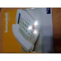 Telefono Alambrico Con Altavoz Mod:tc-9200 Color Blanco