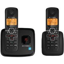 Telefono Inalambrico Motorola L702 6.0 Dect Con 2 Telefonos