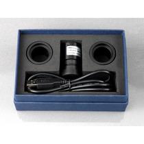 Camara Digital Usb Para Microscopio Amscope Md35 C/ Software