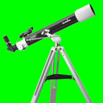 Telescopio 70mm Metal Sky Watcher Oculares Meade Y Celestron