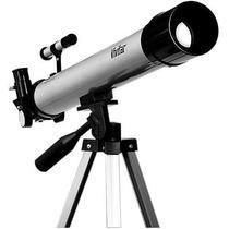 Telescopio Profesional Astronomico Refractor Con Tripode