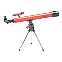 Tasco 49tn Telescopio Refractor Y Microscopio