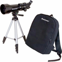 Telescopio Celestron Travel Scope 2.7 /70mm Refractor Dgv
