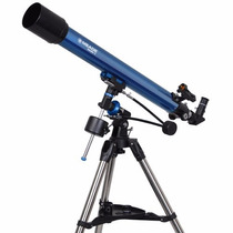 Telescopio Meade Polaris Refractor 70x900 Mm Ecuatorial