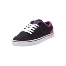 Charly - Tenis Skate - Negro - 1041720