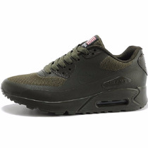 Tenis Nike Air Max 90 Premium Hyperfuse Negro Independence D