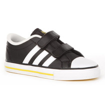 Adidas Vlneo 3 Stripes Lo Tenis Infantiles En 13 Mex