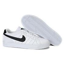 Tenis Nike Sweet Court Piel Blancos Nuevos Originales #27