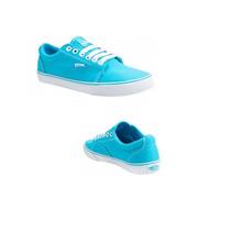 Tenis Casual Vans Color Azul Coral