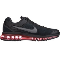 Tenis Nike Air Max Leather 2013 Suela Capsual Leather Br Vv4