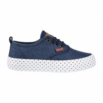 Tenis Con Plataforma Polka Dots Lunares Pepe Jeans A Msi