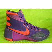 Nike Hyperdunk 2015 Talla 8 Mexicano Nuevos En Caja