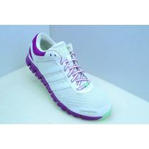 Tenis Adidas De Mujer A.t 120 Para Correr Cómodos Y Ligero