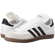 Tenis Adidas Samba Blancos,hombre,skate,surf,converse