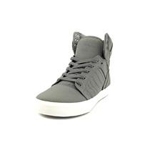 Supra Skytop Lona Para Hombre Skate Zapatos