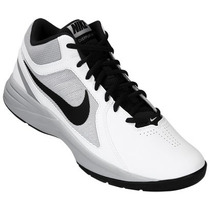 Tenis Botas Nike The Overplay 7 Blanco Num 5.5 Envio Gratis