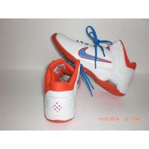 Tenis Nike Air Visi Pro Iv 4 Blanco Talla 6 Mx,nuevo.