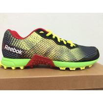 Calzado Reebok Running Trail Tr Wild. Talla 27.5. Hombre.