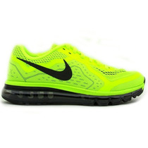 2014 Nike Air Max Capsula 360 Running Correr Neon Total Gym