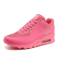 Tenis Air Max 90 Premium Tape Capsula Retro Rosa Fucsia Gym