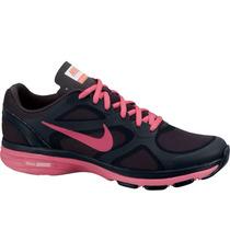 Mujer Tenis Nike Dual Fusión Training Black Pink Running