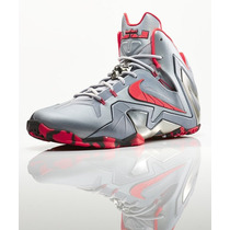 Tenis Nike Zoom Lebron 11 - Xi Elite Playoff 9mx 11usa