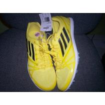 Spikes Adidas Adizero Medio Fondo, Talla 8.5, 5.5 Mex