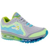 Tenis Para Correr P.o. Box 597 Para Dama, Aire, Nike Adidas