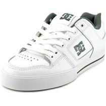 Dc Shoes Skate Puro Cuero Zapatos