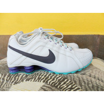 Tenis Nike Shox Junior + Envio Dhl 1 Dia Gratis