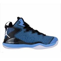 Jordan Super Fly 3 Legend Blue Tenis Talla 29mx