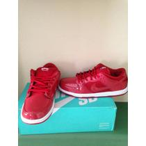 Tenis Nike Sb Rojos