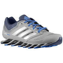 Tenis Adidas Springblade Originales Drive Gris Plata Runnin