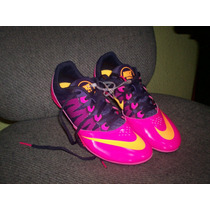 Spikes Atletismo Sprint Rival S,tallas 3.5,4.5,5,5.5,6 Nike