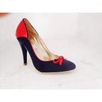 Zapatos De Tacon Excelente Precio