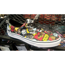 Star Wars Vans Tenis All Saga Design A Solo ---------$999