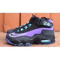 Nike Air Griffey Max 1 Purple Venom Originales