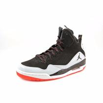 Tenis Nike Jordan Sc-3 Basquet Ball Negro/blanco