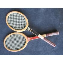Raquetas Para Tenis Estrada Originales (par)