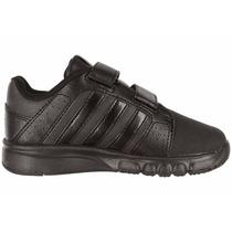 Tenis Bts Class 4 Para Niño 2 Tiras De Velcro Adidas D67537