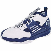 Tenis Nike Jordan Podulon Cp3 Advance 454110-101 Originales