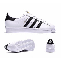 Adidas Superstar Oro 2015 Fundation Junior Trai Envio Gratis