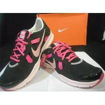 Tenis Nike In-season Tr3 Training Num 27 Negros Con Rosa Wau