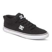 Tenis Hombre Lynx Vulc Tx Adys300254-bkw Sprng 2016 Dc Shoes