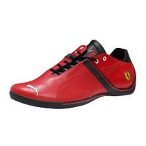 T26mx Tenis Puma Future Cat Remix Ferrari Lo Rojo Adulto Gym