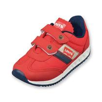 Botin Tenis Zapatos Levis Niño Niña 16-22