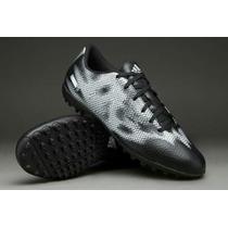 Tenis Adidas Negros F5 Nuevos En Su Caja, Futbol Talla 28cm
