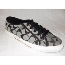 Tenis Tipo Sneaker Coach Originales